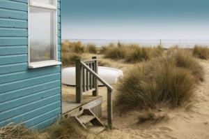 Beach Holiday by Simon Howden